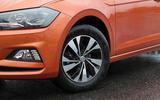 Volkswagen Polo alloy wheels