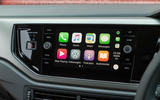 Volkswagen Polo Apple Carplay