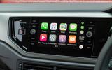 Volkswagen Polo Apple Carplay