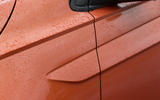 Volkswagen Polo body creases