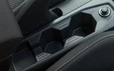 Volkswagen Polo cupholders