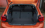 Volkswagen Polo extended boot space