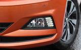 Volkswagen Polo front foglights