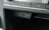Volkswagen Polo multimedia ports