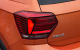 Volkswagen Polo rear light