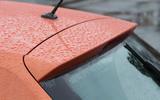 Volkswagen Polo rear spoiler