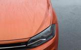 Volkswagen Polo shut lines