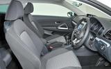 Volkswagen Scirocco interior
