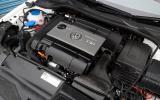 2.0-litre TSI Scirocco R engine