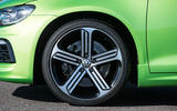 17in Volkswagen Scirocco R alloy wheels