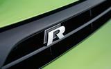 Volkswagen Scirocco R badging