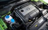 2.0-litre Volkswagen Scirocco R TSI engine
