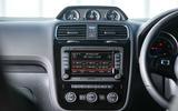 Volkswagen Scirocco R infotainment system