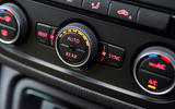 Volkswagen Sharan climate controls