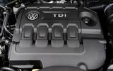 Volkswagen Sharan engine bay