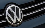 Volkswagen Sharan front grille