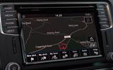 Volkswagen Sharan infotainment system