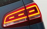 Volkswagen Sharan LED rear lights