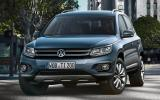 Geneva motor show: VW Tiguan facelift