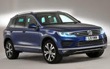 4 star Volkswagen Touareg