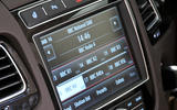 Volkswagen Touareg infotainment system