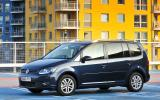 4 star Volkswagen Touran