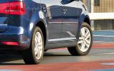 Volkswagen Touran 16in alloy wheels