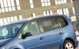 Volkswagen Touran rear quarter