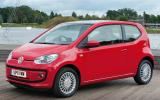 New VW Up from £7995