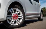 Volkswagen Up alloy wheels