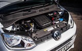 Volkswagen Up engine bay
