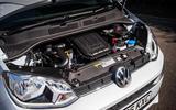 Volkswagen Up engine bay