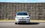 Volkswagen Up front end