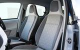 Volkswagen Up front seats