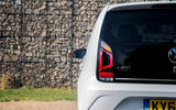 Volkswagen Up rear lights
