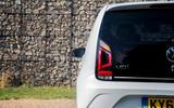 Volkswagen Up rear lights