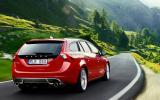Paris motor show: Volvo S60/V60 R-Design