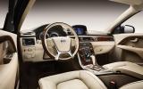 Volvo bolsters luxury saloon