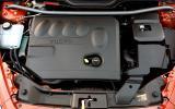 1.6-litre Volvo C30 diesel engine
