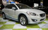 Detroit motor show: electric Volvo C30