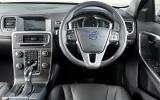 Volvo S60 D4 driver's seat