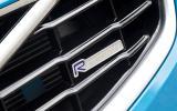 Volvo V60 Polestar R-Design badging