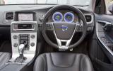 Volvo V60 Polestar dashboard