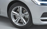17in Volvo S90 alloy wheels