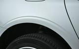 Volvo S90 wheel arches