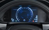 Volvo S90 digital instruments