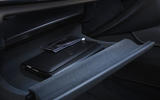 Volvo S90 glove box