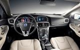 Volvo V40 dashboard