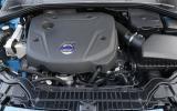 2.0-litre Volvo V60 diesel engine