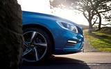 Volvo V60 front end